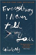 book cover for everything I ever told you