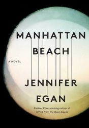book cover for manhattan beach