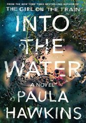 book cover for into the water