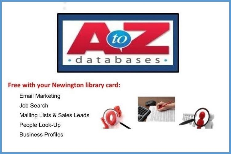 a to z databases carousel