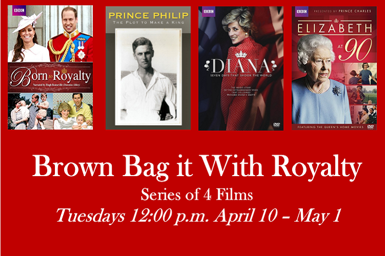 brown bag it with royalty carousel
