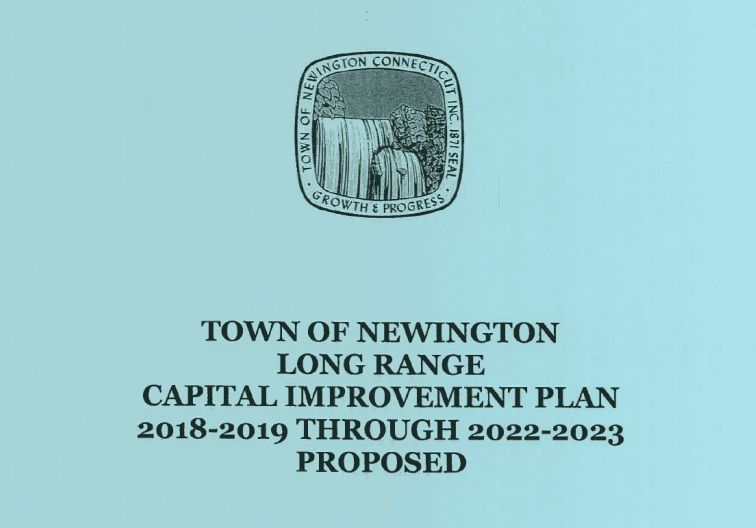 Proposed Capital Improvement Plan 2018-2019
