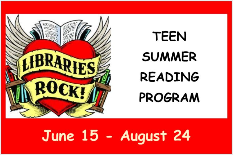 TEEN SUMMER READING CAROUSEL