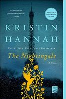 book cover for nightingale