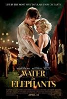 book cover of water for elephants