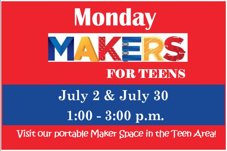 MONDAY MAKERS CAROUSEL