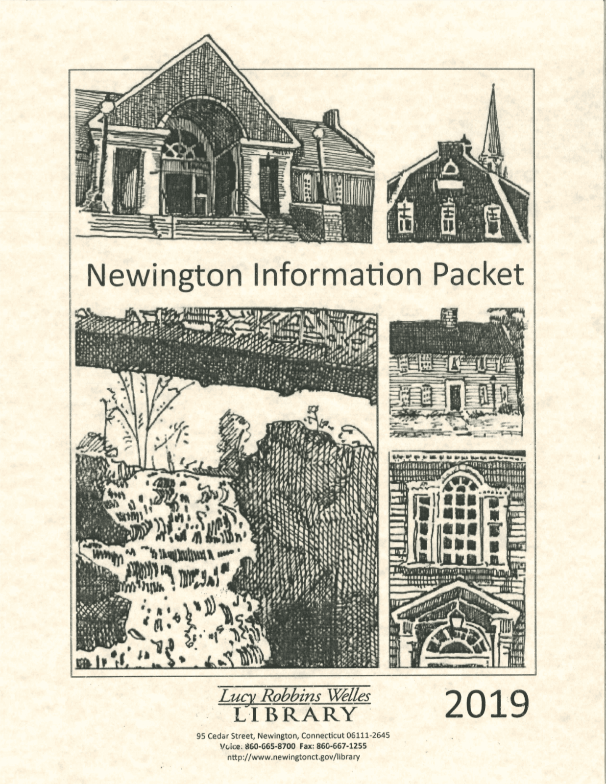 Newington Information Packet 2019 (PDF)