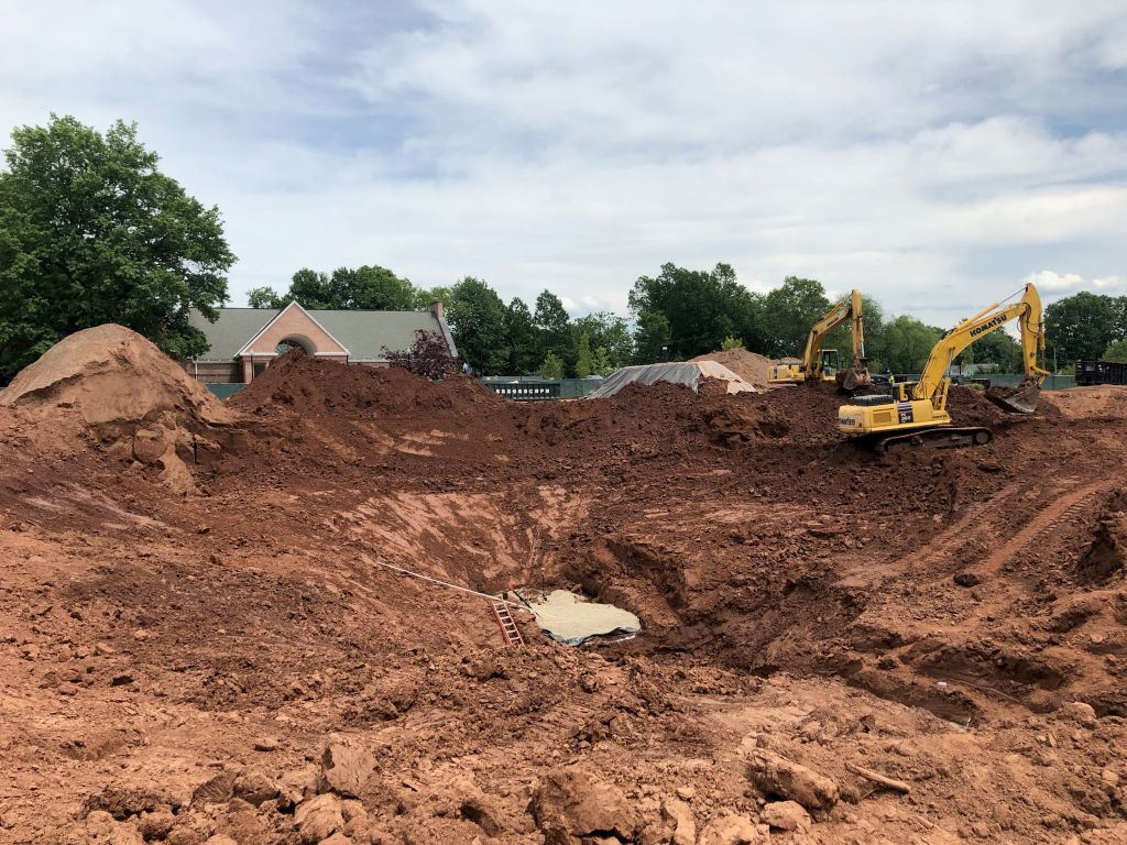 Site Prep and Excavation May-June 2019 036