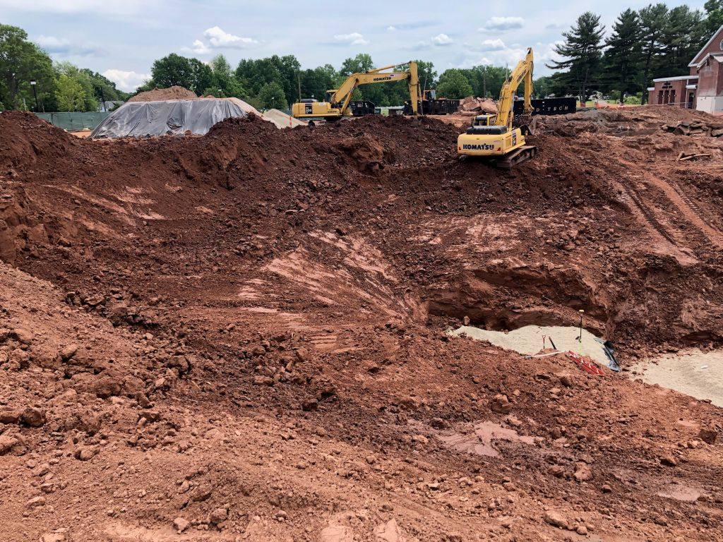 Site Prep and Excavation May-June 2019 037