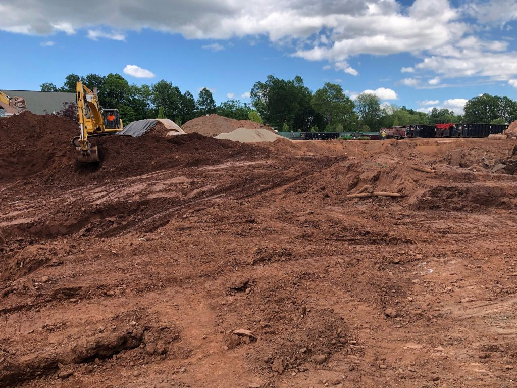 Site Prep and Excavation May-June 2019 039