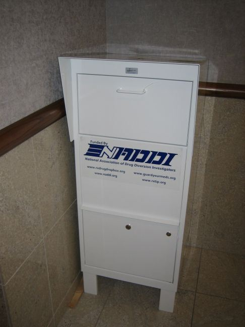 Medication Disposal Box