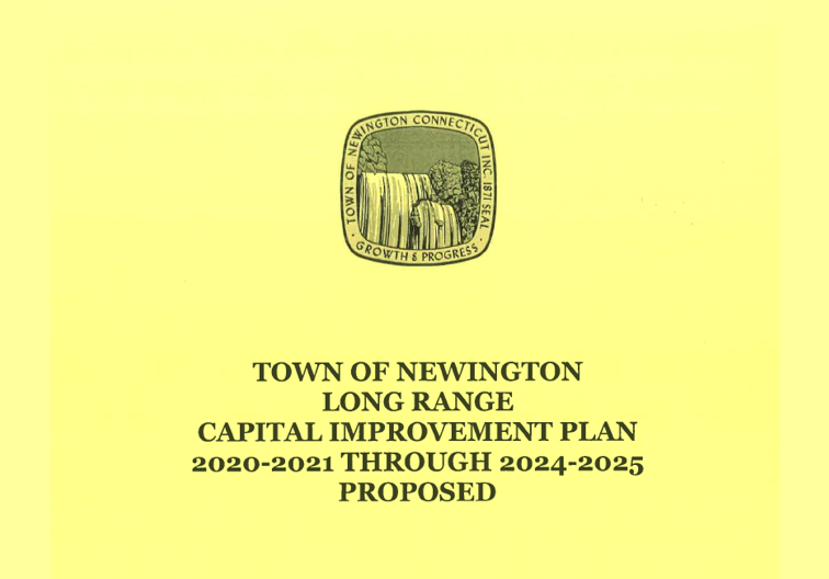 Town Seal and Text 2020-2021 Proposed CIP