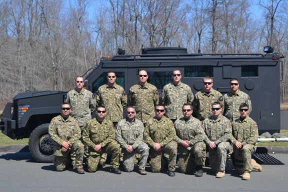 2013 Emergency Response Team Unit