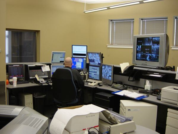 2008 Communications Center