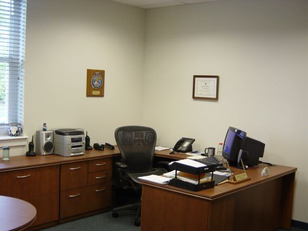 Command Level Office
