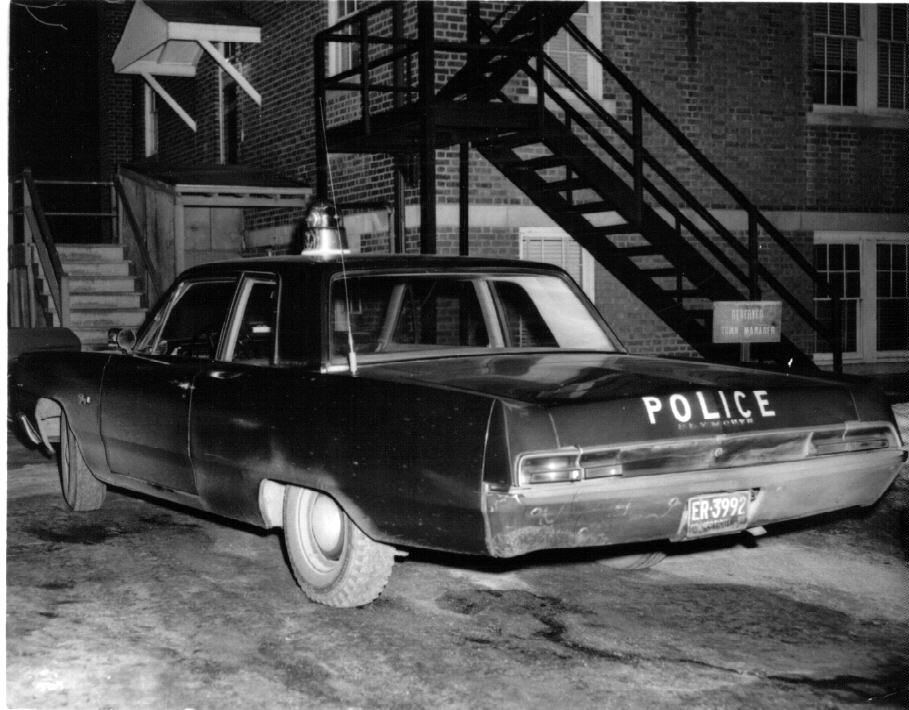 1960's Patrol Vehicle