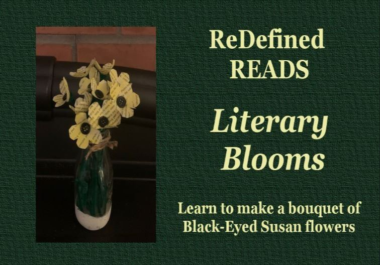 Rredefined reads literary blooms newsflash