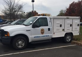 Newington Police Department Animal Control truck