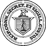 Seal of the CT Secretary of State