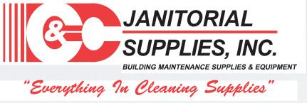 c & c Janitorial supplies